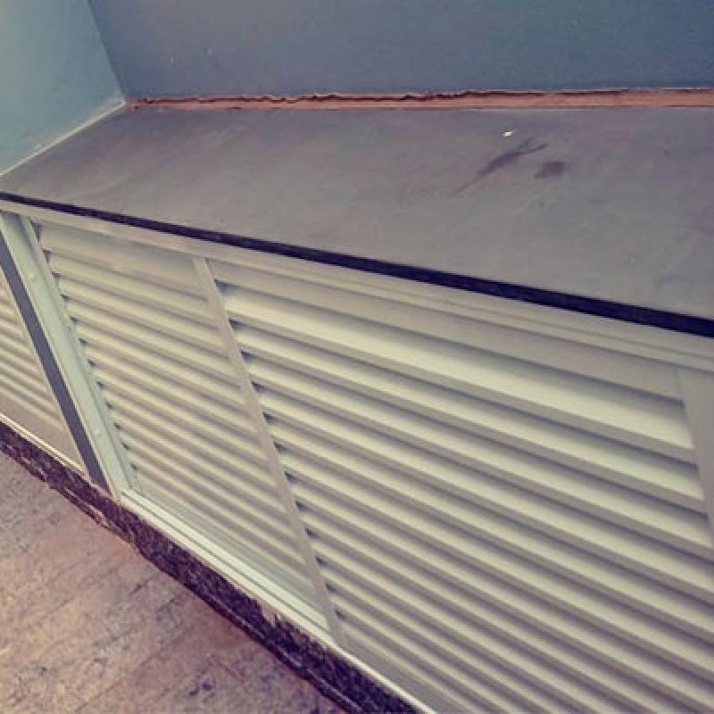 Comprar Esquadrias de Alumínio Branco Vila Georgina - Esquadrias de Alumínio para Box de Banheiro