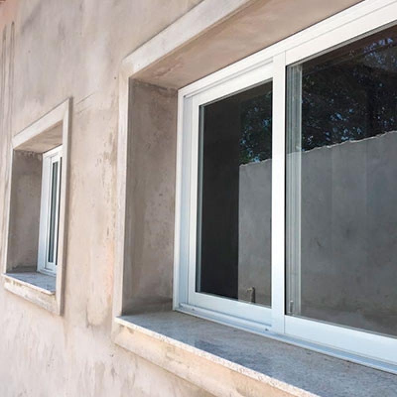 Comprar Esquadrias Janelas de Alumínio Jardim Santa Mônica - Esquadrias de Alumínio para Janelas