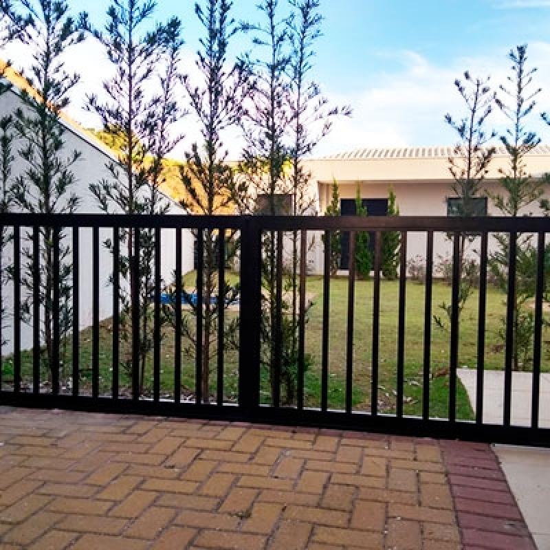 Esquadrias de Alumínio Portões Jardim Campinas - Esquadrias de Alumínio sob Medida