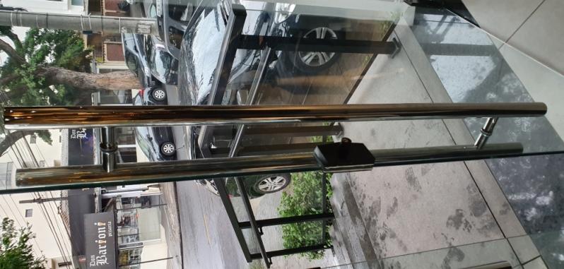 Telefone de Vidraçaria para Portas Vila Ipê - Vidraçaria e Esquadrias