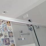 box de vidro de correr para banheiro Engenheiro Coelho