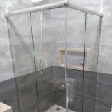 boxes de vidro incolor para banheiro Parque Via Norte