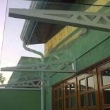 cobertura de vidro para varanda Mansões Santo Antônio