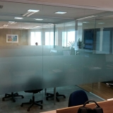 comprar divisória vidro escritório Swiss Park