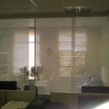 divisória com vidro valor Cosmópolis