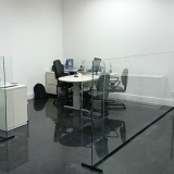 divisória de vidro escritório Holambra