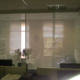 divisória de vidro temperado Parque Jambeiro