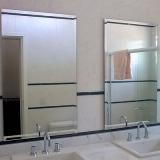 empresa de espelho de banheiro Jardim Samambaia