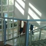 empresa de guarda corpo panorâmico de vidro Vila Iapi