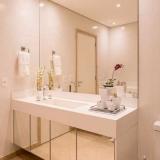 espelho de banheiro melhor preço Holambra