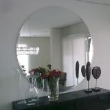 espelho decorativo para sala Vila Georgina