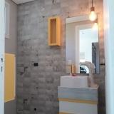 espelhos de banheiro Jardim Santa Cruz