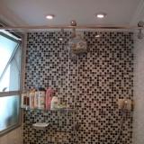 esquadrias de alumínio para box de banheiro Holambra