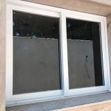 esquadrias de alumínio para janelas Vila São Bento