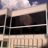 fechamento de sacada em vidro orçar Jardim Samambaia