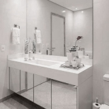fornecedor de espelho para banheiro Jardim Planalto (Grupo res.do IAPC)