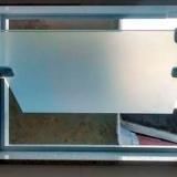 janela de banheiro de vidro