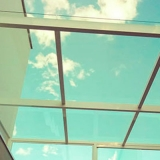 loja de cobertura de vidro laminado Parque Eldorado