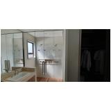 onde encontrar vidraçaria de portas Residencial Parque Bandeirantes