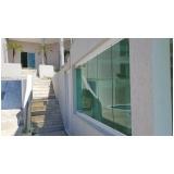 onde encontrar vidraçaria para janelas Jardim Professora Tarcilla