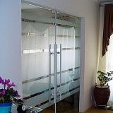 portas de vidro temperados Jardim Ouro Branco