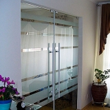 portas de vidro temperados Bonfim