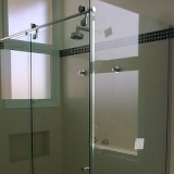 preço de box de vidro de correr para banheiro Vila San Martin