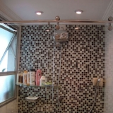 preço de box de vidro incolor para banheiro Cosmópolis