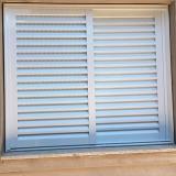 quanto custa esquadrias de alumínio para janelas Jardim Novo Taquaral