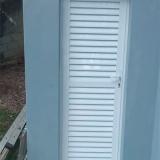 quanto custa esquadrias de aluminio portas Alto do Taquaral