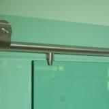 valor de box de vidro temperado para banheiro Holambra