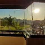 valor de fechamento de vidro sacada Parque dos Cisnes
