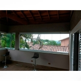 valor de janela de vidro grande Parque dos Pomares