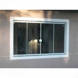 valor de janela para cozinha de vidro Jaguariúna