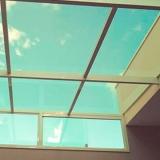 venda de cobertura de vidro laminado Parque Industrial