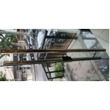 vidraçaria de portas endereço Vila Iza
