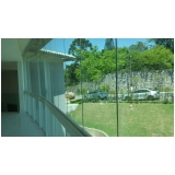 vidraçaria para janelas Alto do Taquaral