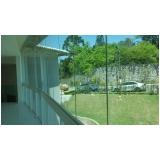 vidraçaria para janelas Jardim Nova Mercedes