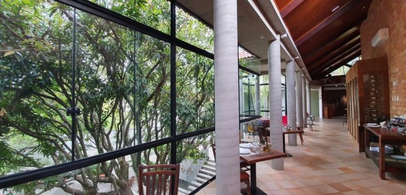 Vidraçaria de Vidros Temperados Endereço Parque São Jorge - Vidraçaria para Portas
